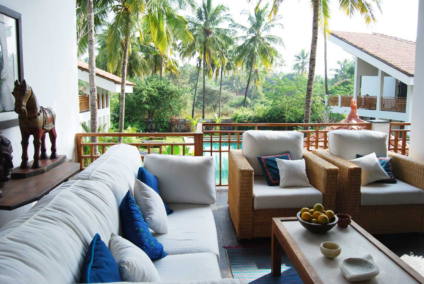 Coco Shambhala luxury villa - Ashvini. redefines luxury in an elegant and joyous form !