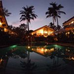 Villa Ashvini - Situated closest to Coco Shambhala gardens