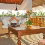Elegant living at villa Rohini