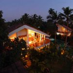 Villa Bharini is beautifully laid out in a quiet corner of the Coco Shambhala jungle gardens