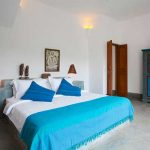 Villa Ashlesha has two bedrooms, one situated on the ground floor and the second one situated on the first floor of the villa.