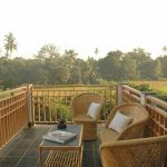 Villa Ashlesha is located close to the in-house spa