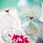Simple & elegant decor adorning the private infinity pool of Luxury Villa Hotel, Coco Shambhala, Sindhudurg