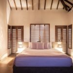 The luxurious bedrooms of luxury villa Varenya stand tall and boasts of sea views stretching to the horizon.