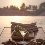 Indulge in some quite reading, savour an exquisite drink or loosen yourself into the relaxing sound of the grand sea from your Luxury Villa Hotel at Coco Shambhala, Sindhudurg